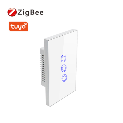 Zigbee US smart single fire switch